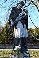 Kocsola, Nepomuki Szent János-szobor 2021 04.jpg