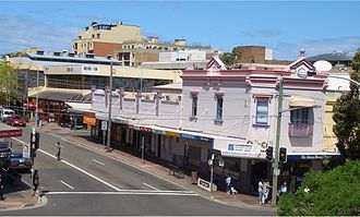 Kogarah, New South Wales - Montgomery Street