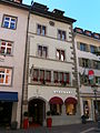 Konstanz-hussenstraße-14-zum-delphin-hieronymus-von-prag-1415 .JPG
