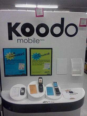 Koodo Mobile - Image: Koodobooth