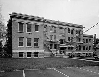 Kootenai County, Idaho - Image: Kootenai County Courthouse