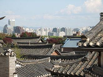 Bukchon Hanok Village - Image: Korea Seoul Bukchon 07