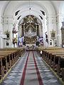 Kostel Nejsvětější Trojice (Město Javorník), interiér.JPG
