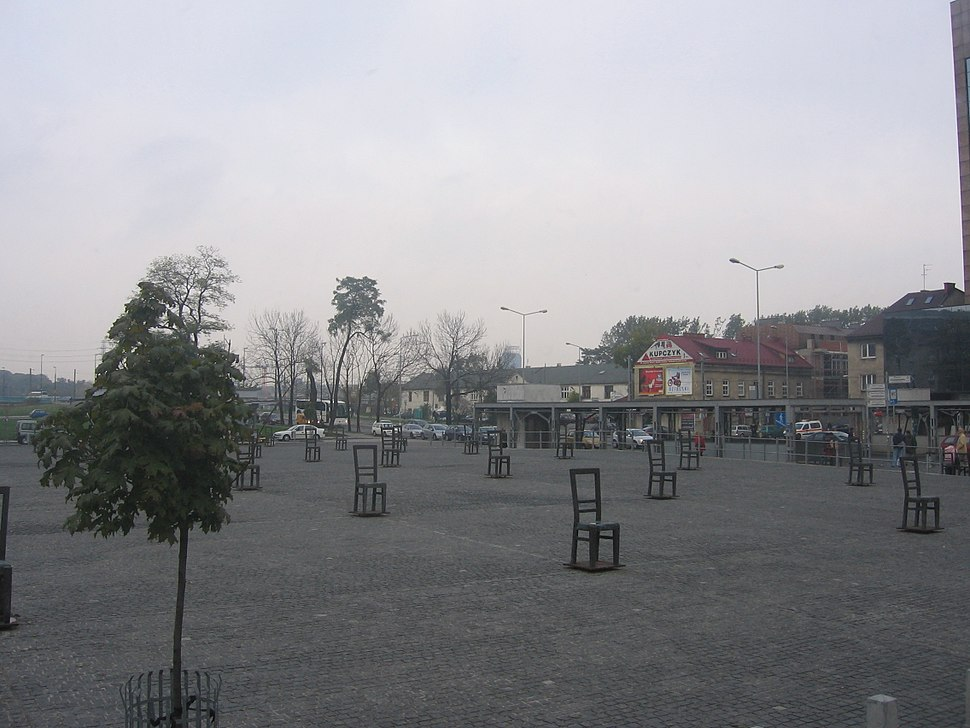 Krakow Ghetto Sq.