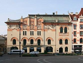 Helena Modrzejewska National Stary Theater in Kraków - Theatre in Kraków Old Town District