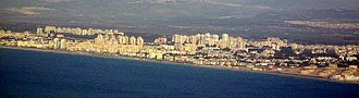 Haifa metropolitan area - The Krayot.