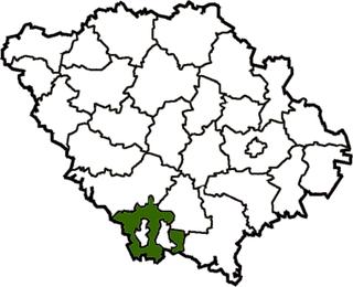 Kremenchuk Raion Subdivision of Poltava Oblast, Ukraine