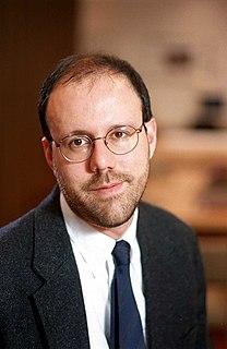 Michael Kremer American economist and Nobel laureate