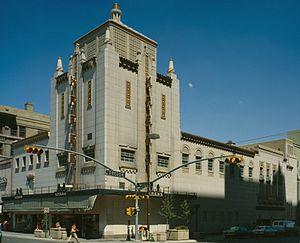 S. H. Kress & Co. - Kress building in El Paso, Texas