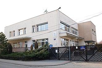 German minority in Poland - Willy-Brandt-Schule in Warsaw