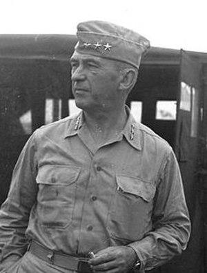 Walter Krueger - General Walter Krueger