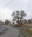 Krupá (okres Rakovník), pomník Jana Husa.jpg