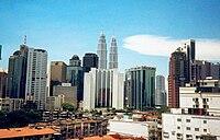 Kuala Lumpur with Petronas Towers.jpg