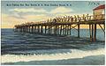 Kure Fishing Pier, Kure Beach, N. C., near Carolina Beach, N. C. (5756048788).jpg
