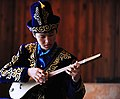 Kyrgyz students plays the Komuz.JPG