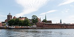 Lübeck, An der Untertrave, Ufer -- 2017 -- 0272.jpg