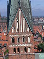 Lüneburg St Johannis vom Wasserturm 2.jpg