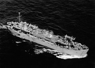 USS <i>Coconino County</i> (LST-603) Former tank landing ship