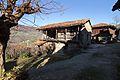 La Aldea (Laviana), casa y hórreo.jpg