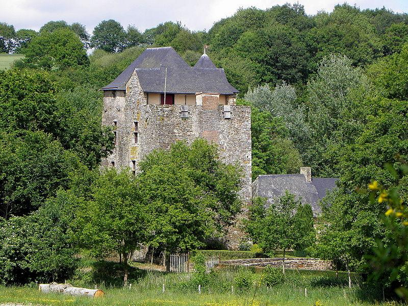 Château de La Boissière (53).