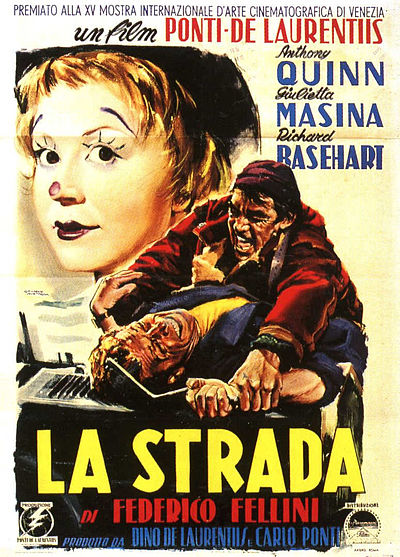 Picture of a movie: La Strada