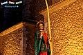 La imagen de San Juan Bautista a la salida de la Iglesia con el mismo nombre - panoramio.jpg