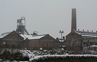Engineering Heritage Awards - Lady Victoria Colliery