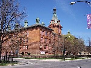 Lafayette High School (Buffalo, New York) - Lafayette High School, Buffalo NY, April 2011
