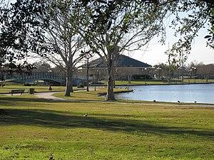 Lafreniere Park - Image: Lafreniere Park 12