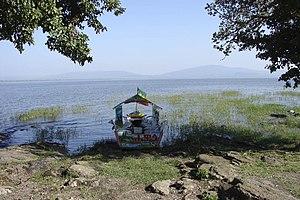 Lake Awasa - Image: Lake Awasa 1