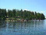 Lake Konnevesi island Nisusaaret.JPG