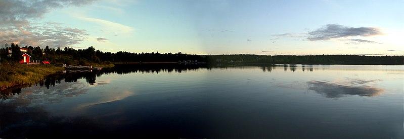 File:Lake of Inari - panoramio.jpg
