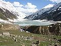 Lake saif ul malook - partially frozen.JPG