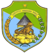 Official seal of West Manggarai Regency
