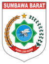 Official seal of West Sumbawa Regency