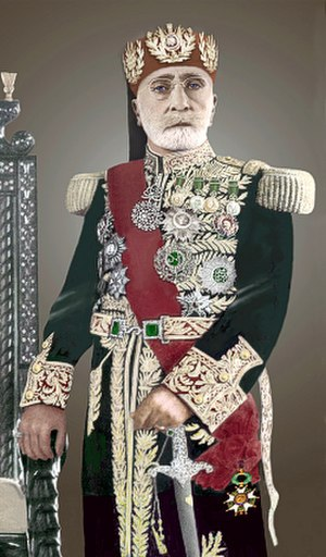 Kingdom of Tunisia - Lamine Bey, first king and last bey of Tunisia