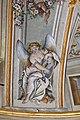 Lamporecchio, villa rospigliosi, interno, salone di apollo, con affreschi attr. a ludovico gemignani, 1680-90 ca., segni zodiacali, scorpione 02.jpg