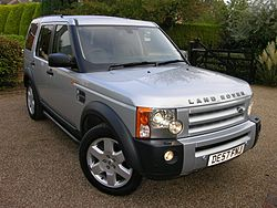 Land Rover Discovery (2004–2009)