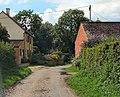 Lane past South Bradon Farm - geograph.org.uk - 504404.jpg