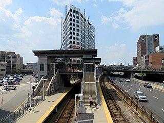 Lansdowne station (MBTA)