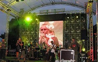 Lao Che (band) - Image: Lao Che 2