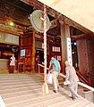 Large gong at Ashikaga Banna-ji.jpg