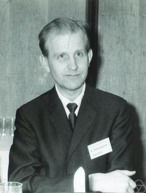 Lars Hörmander - Hörmander in 1969