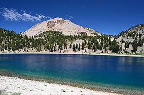 Lassen Peak and Lake Helen.jpg