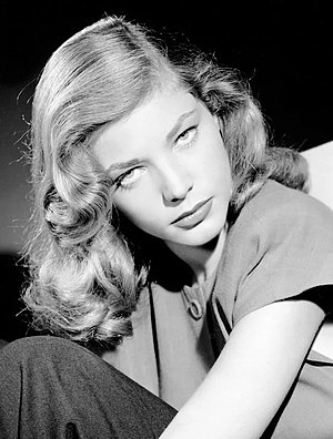 Lauren Bacall - Bacall in March 1945