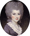 Lavinia, Countess Spencer, née Bingham (1762-1831) by Samuel Shelley.jpg