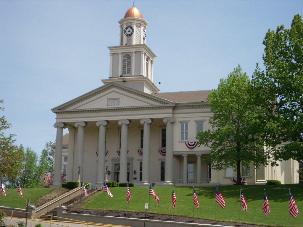 Lawrence County Courthouse - panoramio