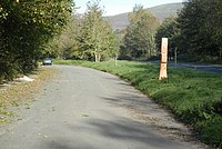Lay-by and picnic area off the A479 - geograph.org.uk - 271912.jpg