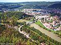 Le Doubs vers l'aval.de la ville de Baume-les-Dames.jpg