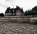 Le Manoir Grandcamp-Maisy, vue côté mer.jpg